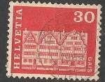 Sellos del Mundo : Europa : Suiza : Designs. SC 444