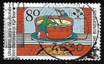 Stamps Germany -      450th Anniv. of Beer Purity Law