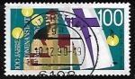 Sellos de Europa - Alemania -  Centenary of Rummelsberg Diaconal Institution