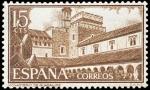 Sellos del Mundo : Europa : España : ESPAÑA SEGUNDO CENTENARIO NUEVO Nº 1250 ** 15C CASTAÑO GUADALUPE