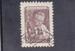 Stamps : Europe : Russia :  INVESTIGACIÓN
