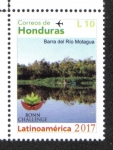 Sellos del Mundo : America : Honduras : Bonn Challenge