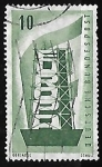 Stamps Germany -  Euopa