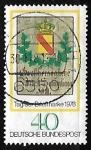Sellos de Europa - Alemania -  Dia del sello