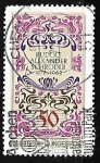 Stamps Germany -  Birth Centenary of Rudolf Alexander Schröder