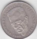 monedas del Mundo : Europa : Alemania :  c anverso