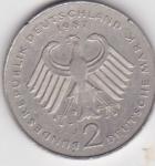 monedas del Mundo : Europa : Alemania :  c reverso