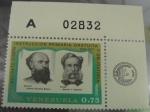 Sellos de America - Venezuela -  Decreto sobre Instrucción Primaria Gratuita y Obligatoria
