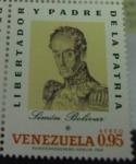Sellos de America - Venezuela -  Simón Bolívar Libertador y Padre de la Patria