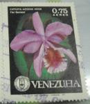 Sellos de America - Venezuela -  Flor Nacional