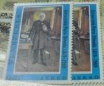 Sellos de America - Venezuela -  Carracciolo Parra Olmedo 1819-1969