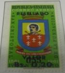 Sellos de America - Venezuela -  IV Centenario de la Fundación de San Cristóbal