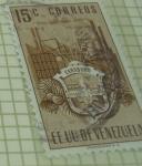 Stamps Venezuela -  EEUU de Venezuela Carabobo