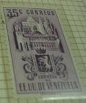 Stamps Venezuela -  EEUU de Venezuela Caracas DF