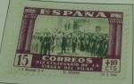 Sellos de Europa - España -  XIX Centenario de la Virgen del Pilar