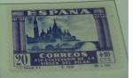 Stamps Europe - Spain -  XIX Centenario de la Virgen del Pilar