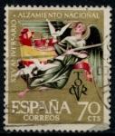 Sellos de Europa - España -  ESPAÑA_SCOTT 992 25º ANIV ALZAMIENTO NACIONAL. $0,2