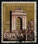 Sellos del Mundo : Europa : España : ESPAÑA_SCOTT 995 25º ANIV ALZAMIENTO NACIONAL. $0,2