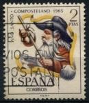 Stamps Spain -  ESPAÑA_SCOTT 1311 AÑO SANTO COMPOSTELANO. $0,2
