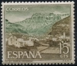 Sellos del Mundo : Europa : España : ESPAÑA_SCOTT 1354 TORLA, HUESCA. $0,2