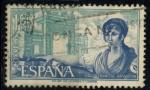 de Europa - España -  ESPAÑA_SCOTT 1523 AGUSTINA DE ARAGON. $0,2