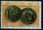 de Europa - España -  ESPAÑA_SCOTT 1531 19º CENT CREACION LEGION 7º LEON. $0,25