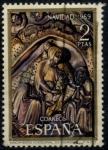 de Europa - España -  ESPAÑA_SCOTT 1591 NACIMIENTO, CATEDRAL GERONA. $0,2