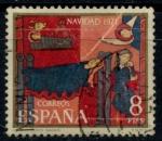 de Europa - España -  ESPAÑA_SCOTT 1697 NAVIDAD 1971