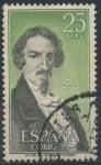 Stamps Spain -  ESPAÑA_SCOTT 1699 JOSE DE ESPRONCEDA. $0,2