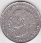 monedas del Mundo : Europa : Alemania :  k anverso