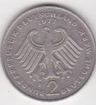 monedas de Europa - Alemania -  k reverso