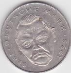 monedas de Europa - Alemania -  l anverso