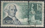 Sellos del Mundo : Europa : España : ESPAÑA_SCOTT 1746.01 VENTURA RODRIGUEZ. $0,2