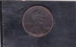 monedas de America - Estados Unidos -  m anverso