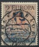 Sellos del Mundo : Europa : España : ESPAÑA_SCOTT 1752 EUROPA. $0,2