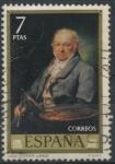 Sellos de Europa - España -  ESPAÑA_SCOTT 1778 FRANCISCO GOYA, POR VICENTE LOPEZ. $0,2