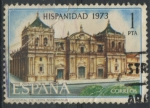 Sellos del Mundo : Europa : España : ESPAÑA_SCOTT 1781 CATEDRAL LEON EN NICARAGUA. $0,2