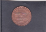 monedas de America - Estados Unidos -  n reverso