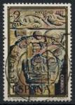 Sellos del Mundo : Europa : España : ESPAÑA_SCOTT 1789.01 NATIVIDAD, COLUMNA EN IGLESIA DE SILOS. $0,2