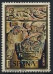 Sellos del Mundo : Europa : España : ESPAÑA_SCOTT 1789.02 NATIVIDAD, COLUMNA EN IGLESIA DE SILOS. $0,2