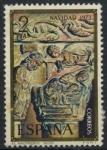 Sellos del Mundo : Europa : España : ESPAÑA_SCOTT 1789.03 NATIVIDAD, COLUMNA EN IGLESIA DE SILOS. $0,2