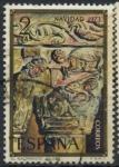 Sellos del Mundo : Europa : España : ESPAÑA_SCOTT 1789.04 NATIVIDAD, COLUMNA EN IGLESIA DE SILOS. $0,2