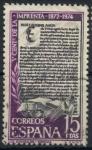 Sellos del Mundo : Europa : España : ESPAÑA_SCOTT 1793.02 5º CENT IMPRENTA. $0,2