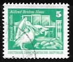 Stamps Germany -  Pelicano