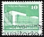 Sellos de Europa - Alemania -  Pafast der republic