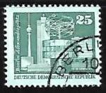 Sellos de Europa - Alemania -  Alexander´s place, Berlin