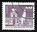 Stamps Germany -  Dresden kennel