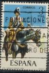 Sellos del Mundo : Europa : España : ESPAÑA_SCOTT 1796 UNIFORMES MILITARES. $0,2