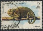 Sellos del Mundo : Europa : España : ESPAÑA_SCOTT 1820 CAMALEON. $0,2