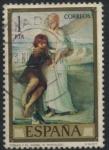 Sellos del Mundo : Europa : España : ESPAÑA_SCOTT 1830 TOBIAS Y EL ANGEL DE ROSALES. $0,2